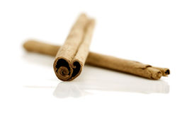 ручки циннамона стоковое фото rf