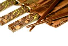 ручки chop причудливые Стоковое фото RF