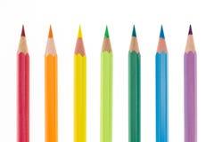 Ручки Colorfull Стоковые Фото