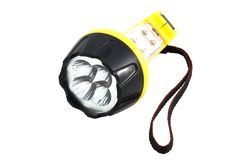 Ручная электрическая лампа Стоковые Фотографии RF