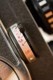 Ручное управление апертуры Стоковое Изображение RF
