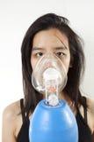ручной носить resuscitators Стоковые Фото