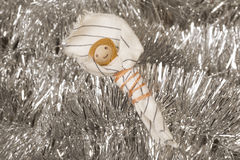 Ручной работы шпаргалка рождества Стоковое Изображение RF