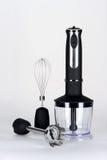 Ручной blender с приложениями Стоковое Фото