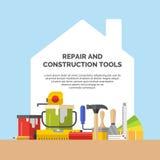 Ручные резцы для домашней реновации Стоковое Изображение