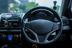 Рулевое колесо, внутреннее Стоковое фото RF