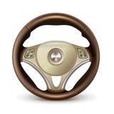 Рулевое колесо 2, детальный реалистический вектор бесплатная иллюстрация
