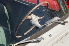 Рулевое колесо корабля Стоковое Изображение RF
