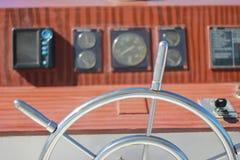 Рулевое колесо Стоковое Изображение