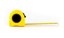 Рулетка изолированной белой предпосылки Стоковое Фото