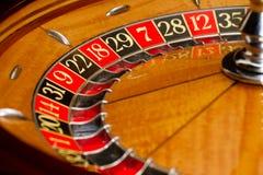 рулетка казино 3d представленная изображением Стоковая Фотография RF