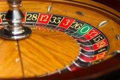 рулетка казино 3d представленная изображением стоковое фото