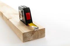 Рулетка на древесине Стоковое Изображение RF