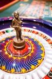 Рулетка Cruiseship казино стоковая фотография