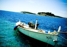 Рыбацкая лодка стоковые фото