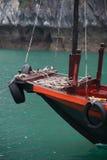 Рыбацкая лодка Анкоридж стоковое фото rf