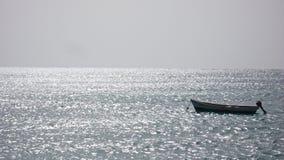 Рыбацкая лодка на Острова Кабо-Верде Стоковые Изображения