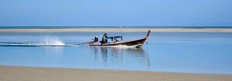Рыбацкая лодка, Таиланд Стоковые Фото