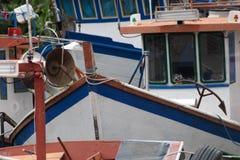 Рыбацкие лодки Стоковая Фотография