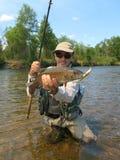 Рыбалка Стоковая Фотография