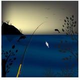 Рыбалка Стоковые Изображения