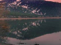 Рыбная ловля неба стоковые изображения