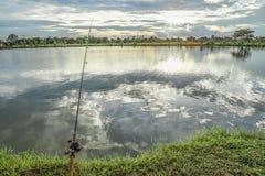 Рыбная ловля приключения Стоковые Изображения RF