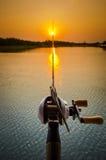 рыбная ловля тонкости Стоковое Изображение