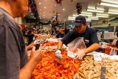 Рыбный базар Сиднея Стоковые Изображения