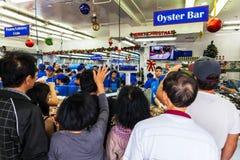 Рыбный базар Сиднея Стоковые Фотографии RF