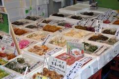 Рыбный базар токио Стоковое Изображение RF