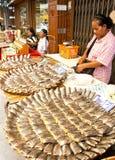 Рыбный базар стоковое фото