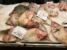 рыбный базар venetian Стоковые Изображения RF