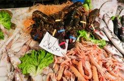 рыбный базар venetian Стоковая Фотография RF