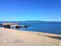 Рыбный порт Стоковые Изображения