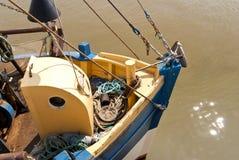 Рыбный порт Cuxhaven Стоковое Изображение