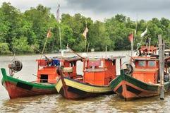 рыболовецкые судна Стоковая Фотография