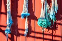 Рыболовная сеть Стоковое фото RF