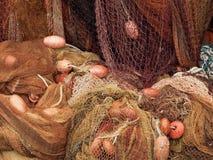 рыболовные сети стоковое фото