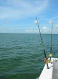 рыболовные удочки Стоковое Изображение