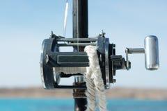 рыболовные удочки стоковые изображения
