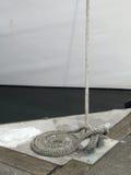 рыболовство детали шлюпки Стоковые Фото