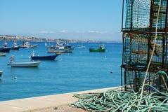 рыболовство оборудования Стоковые Фото