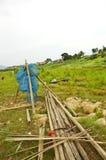 рыболовство оборудования Стоковое фото RF