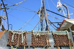 рыболовство оборудования Стоковые Изображения RF