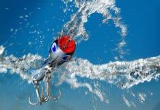 рыболовство приманки Стоковое фото RF
