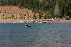 рыболовство шлюпки живота Стоковые Фотографии RF