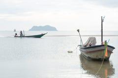 рыболовство шлюпки малое Стоковая Фотография RF