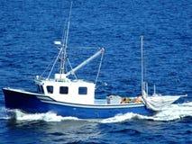 рыболовство шлюпки Стоковые Изображения
