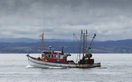 рыболовство шлюпки Стоковое Изображение RF